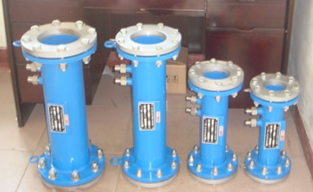 湘潭钢铁厂焦炉煤气计量装置批量生产