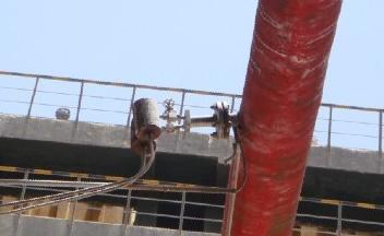 株洲冶炼厂蒸汽、硫酸计量现场